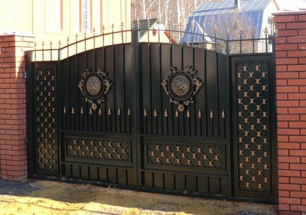 Автоматическое открывание ворота