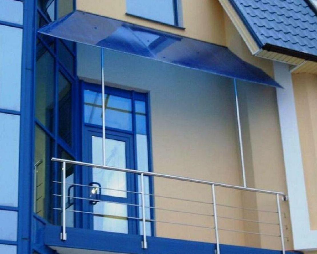 Балкон поликарбонат